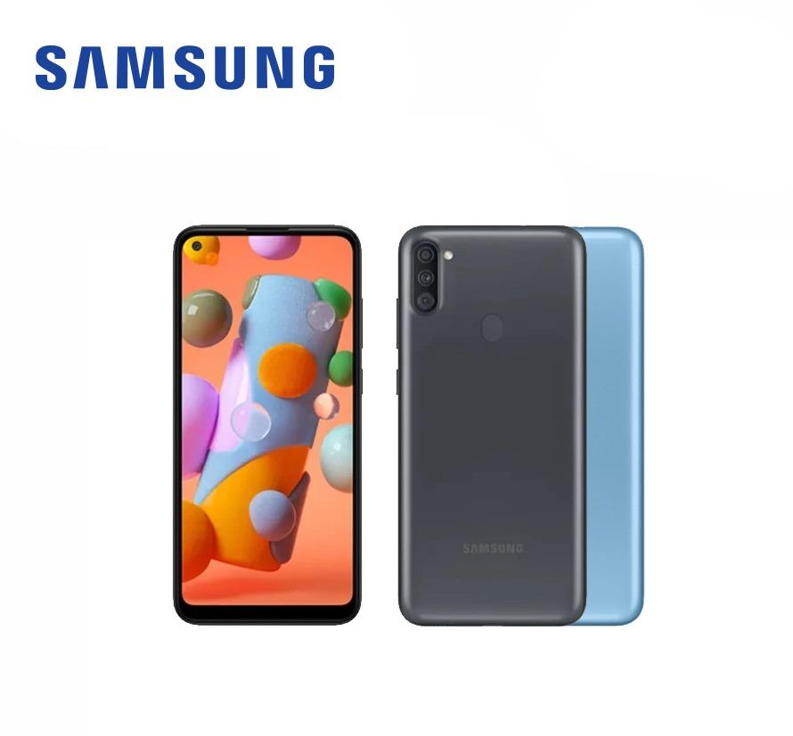 gallery Samsung Galaxy A11 (black & Blue)