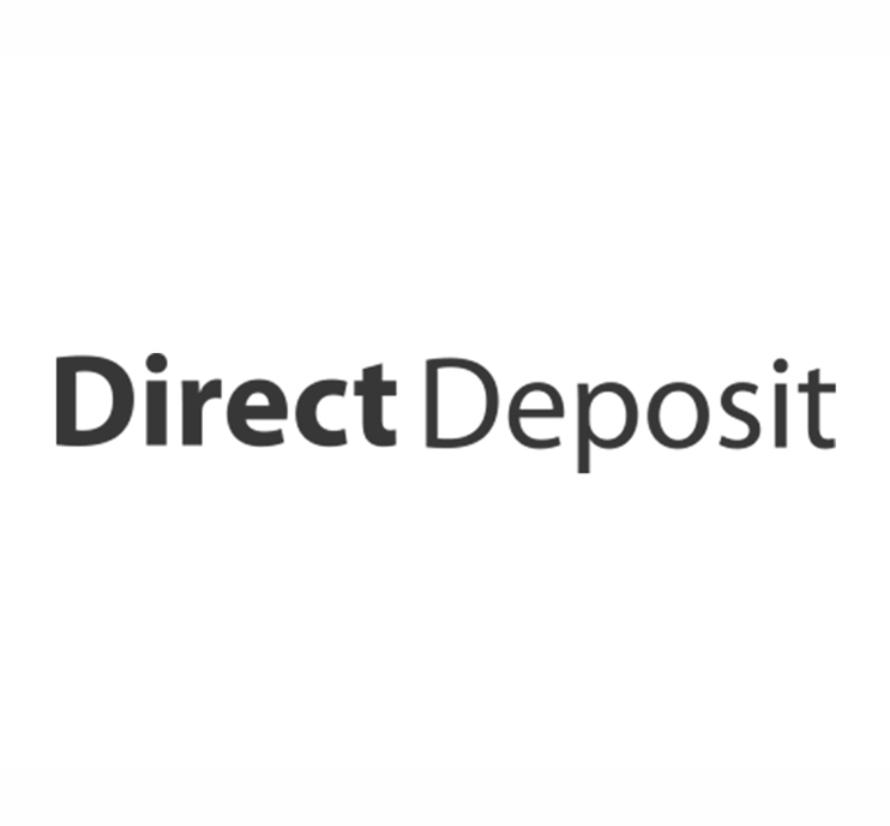 5. Direct Deposit Logo 1